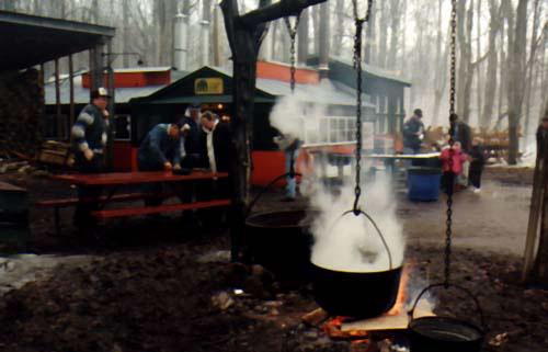 Boiling Pots